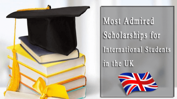 Study-in-UK University of Bristol international scholarship 2021