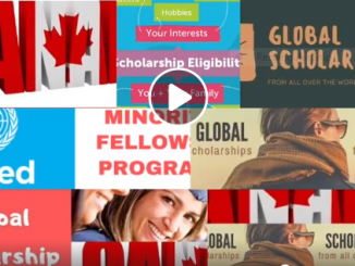 2021-2022 Global Scholarships Apps: Free Download