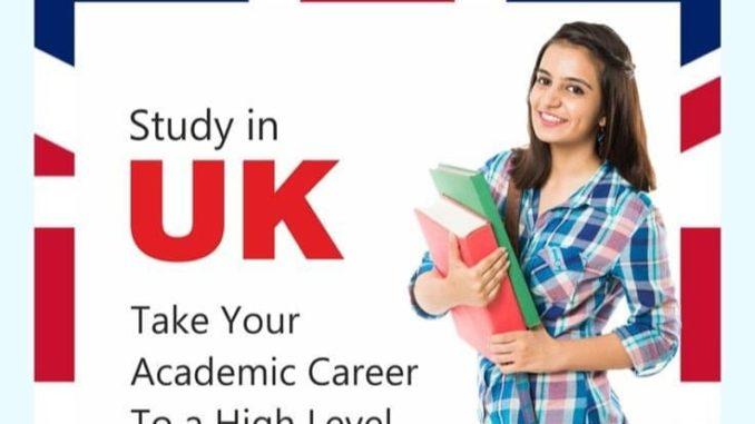 Study IN UK 2021-2022