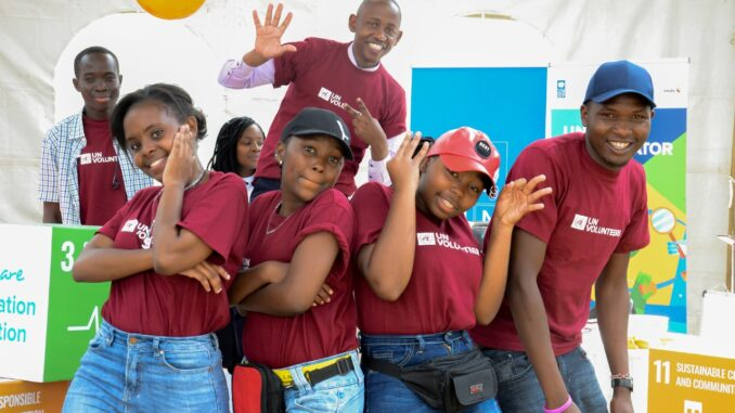 UNDP -Global Scholarship