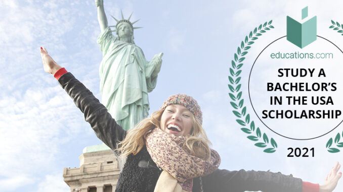 Apply for our $5,000 scholarship and make your study abroad dreams a reality